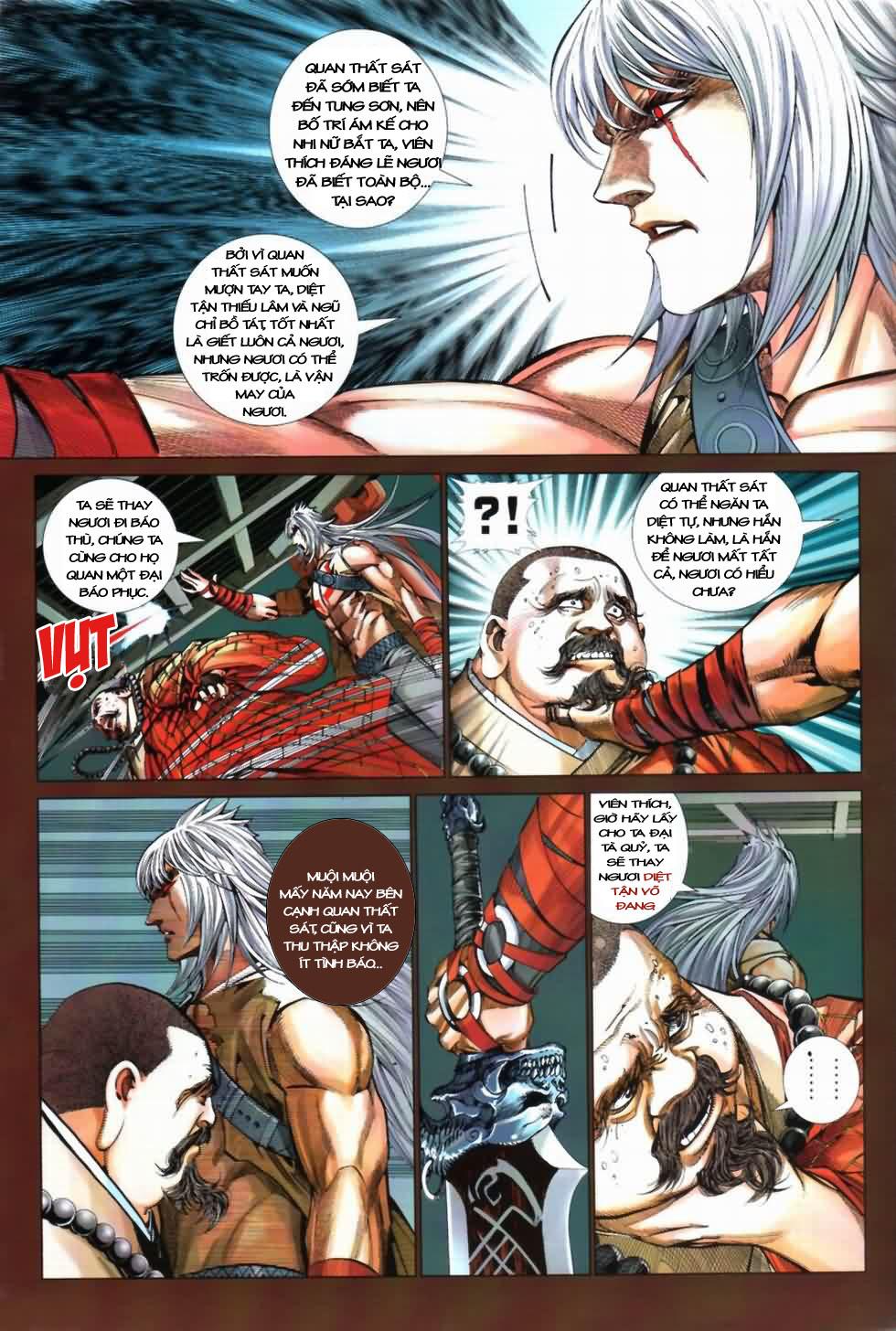 Thiên Hạ Vô Địch Kiếm Tà Thần chap 3 trang 27