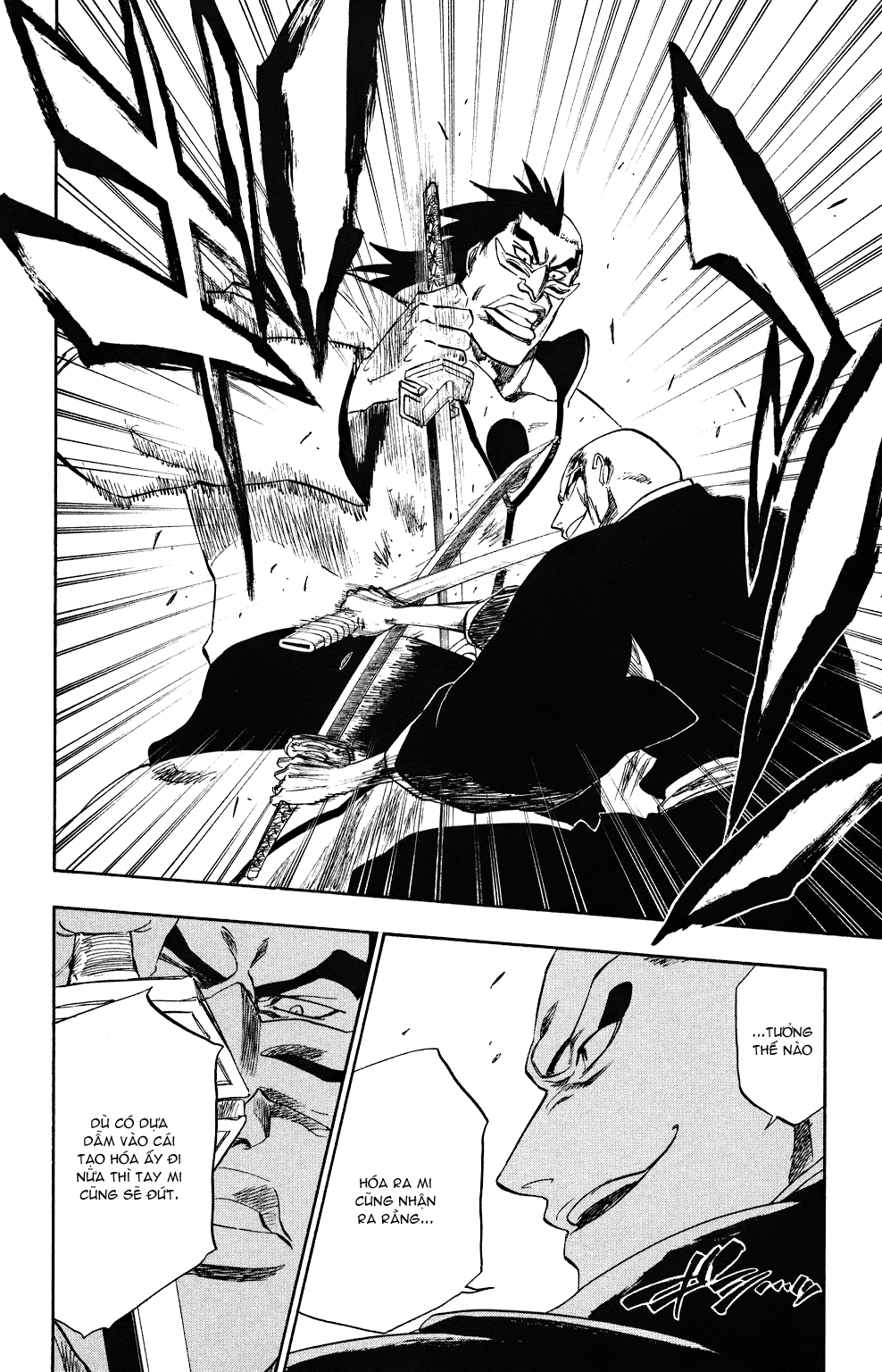 Bleach chapter 203 trang 4