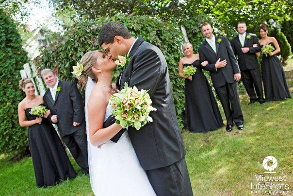 Midwest LifeShots Photography: Danielle + Burt's Wedding ... Danielle Burt