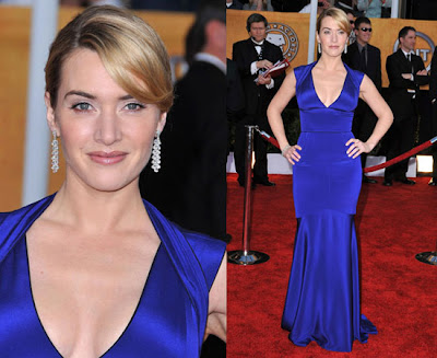 Kate Winslet is People magazine's best dressed image