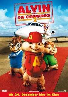 Baixar Filme - Alvin e os Esquilos 2 CAM XviD