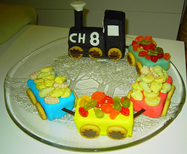Bitavin S Bastel Blog Eisenbahn Kuchen