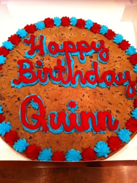 Juliebeane Happy Birthday Quinn