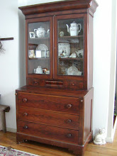 Antique Desk/Hutch