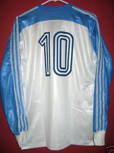 ... Yugoslav national soccer team. It was in use during 1987 and 1988  seasons and was also made by Adidas. Number 8 jersey was worn by Dejan  Savicevic ad3dd4abd