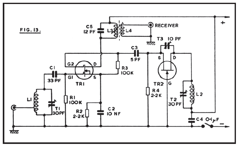 2m Projects - Receivers - PG1N's HAM Radio Site