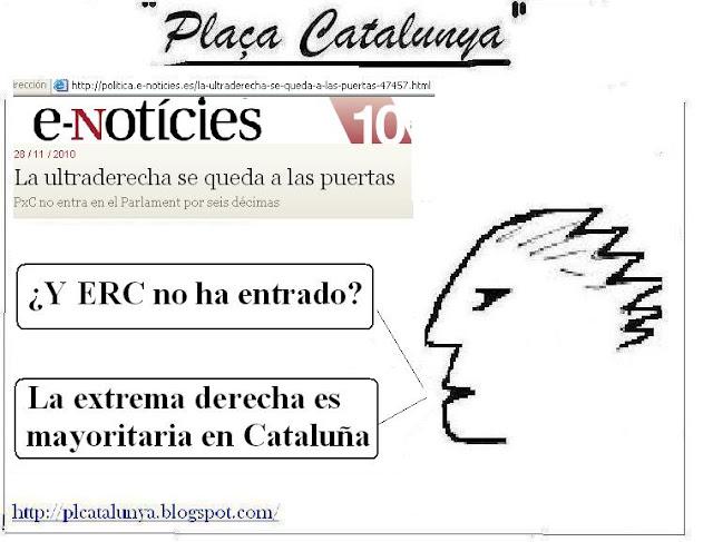 Viñeta de 'Plaça Catalunya' (29.11.2010)