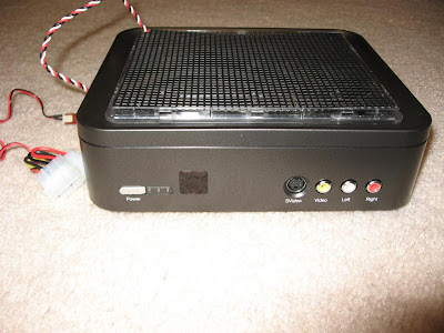 ARogan: Hauppauge HD PVR (model 1212)