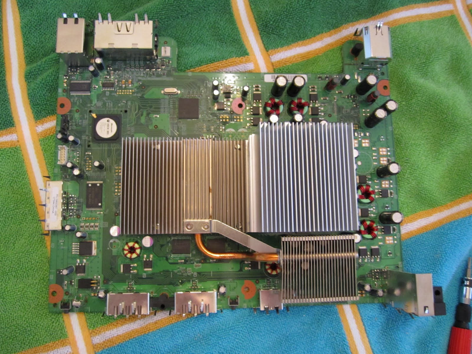 Fixing Your Own XBOX 360