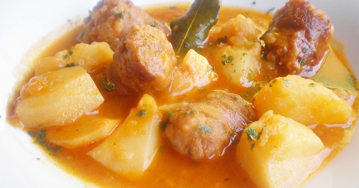Blog de cuina de la dolorss patatas con chorizo for Corzo con patatas