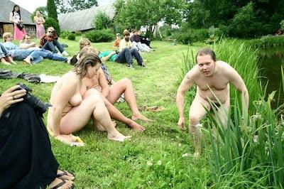 Sexy nude brazillian babes