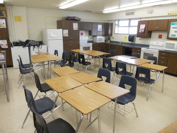 Dilworth Stem Collaborative Classroom Setting