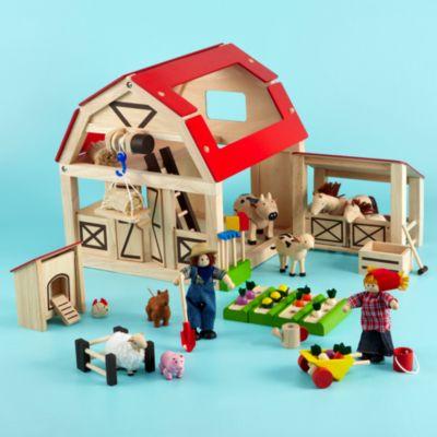 Gifts for Little Boys Under 5 BeautyMommy – Plan Toys Vegetable Garden