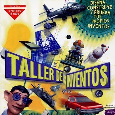 TALLER DE INVENTOS CD ROM*