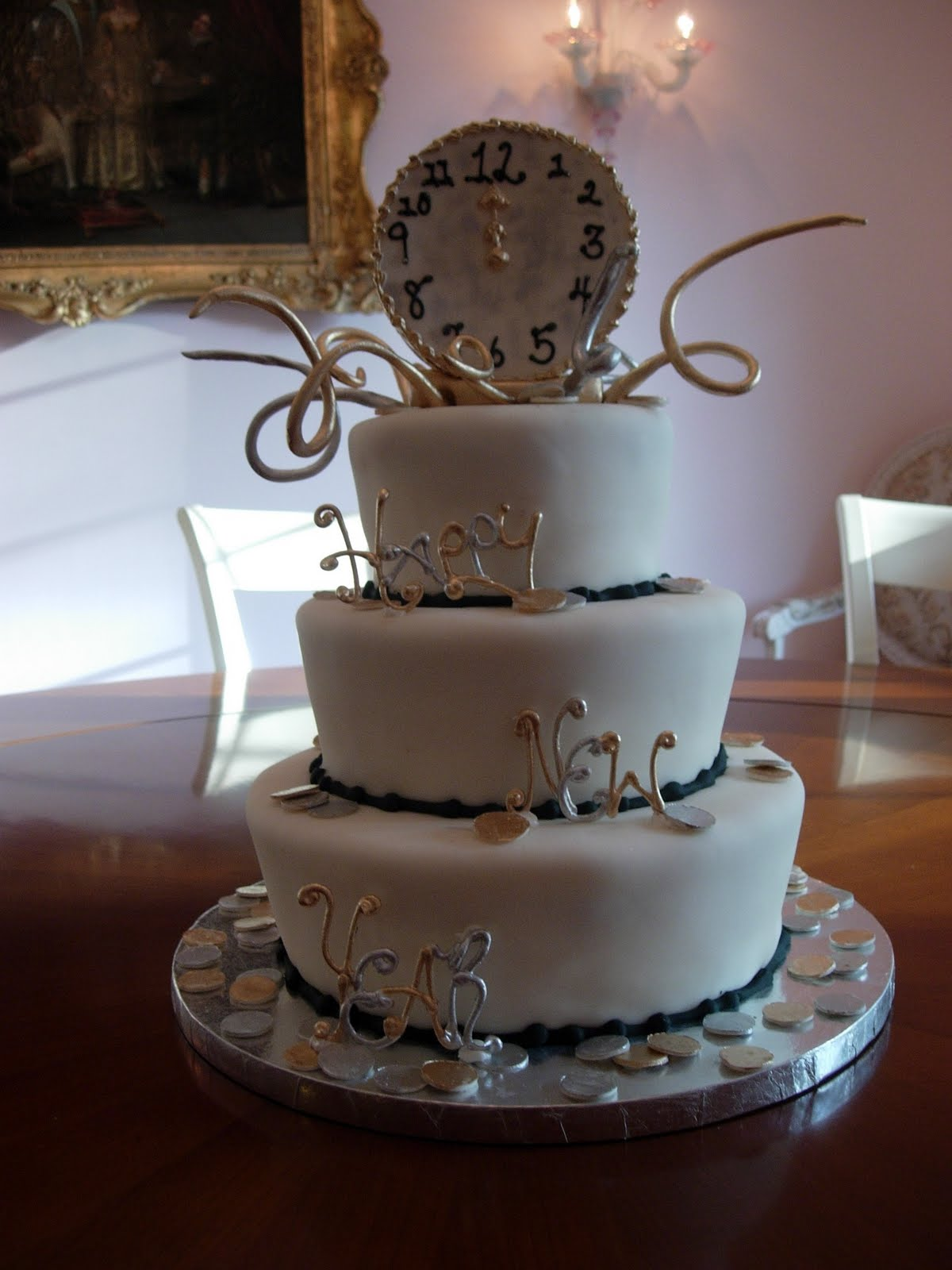 ~~~EYE CANDY~~ New Year's Eve CUP/CAKE(s)~~~ - Inspiration ...