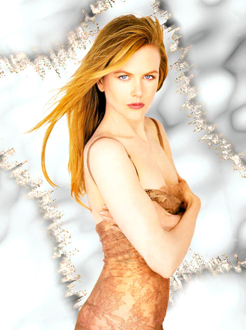 Glamour Nicole Kidman