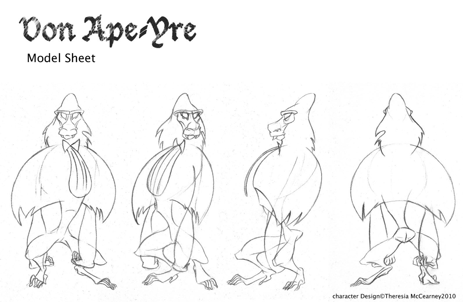 Theresia S Sketches And Whatnot Character Design Von Ape