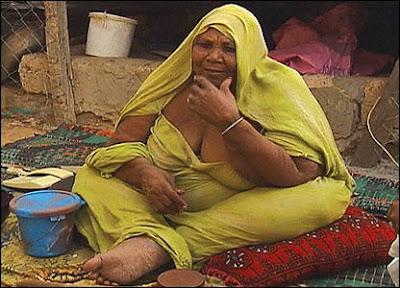 Fat African Women 48