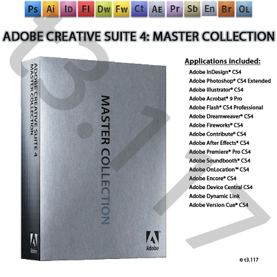 adobe cs4 master collection free download