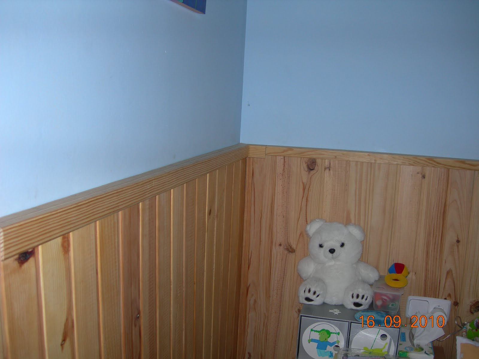 C mo decorar la casa friso madera for Friso pvc precios