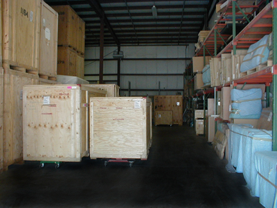 Arnoff Moving Storage And Rigging Climate Control Storage