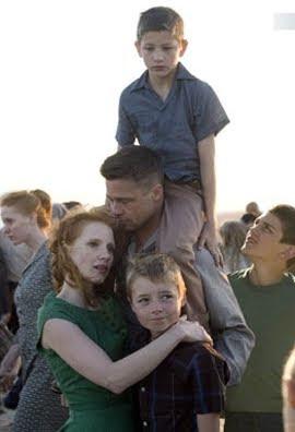Tree of Life Movie with Brad Pitt
