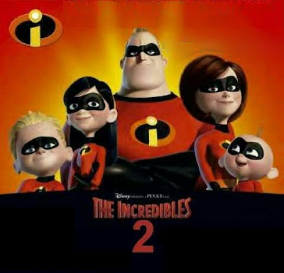 incredibles 2 movie