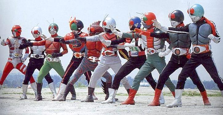 Kamen Rider: Kamen Rider Histories