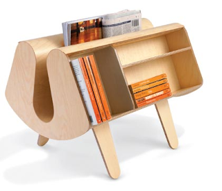 Penguin Donkey Bookcase