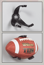 ball claw with football