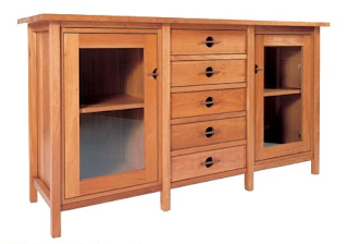 sideboard from John Kelly Furniture