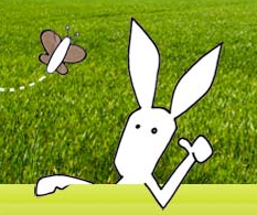 rabbit, mascot of the Rabbit Amnesty program