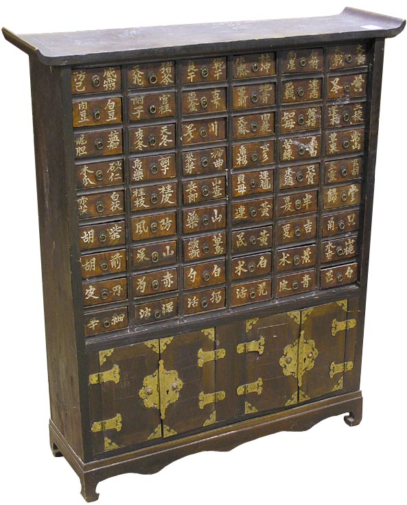 Apothecary Cabi Chest Of Drawers
