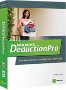 DeductionPro software box