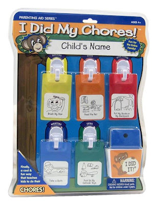 Chore Chart - I Did My Chores