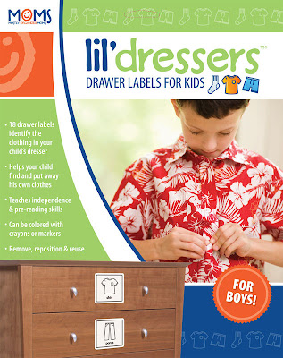 dresser drawer labels for boys