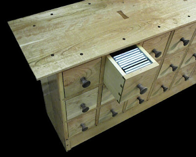 CD apothecary chest
