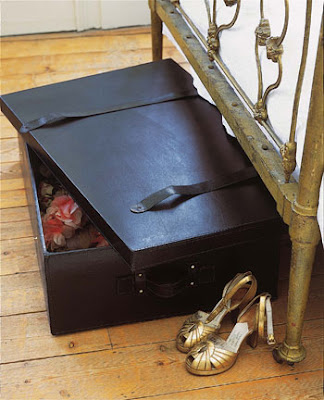 underbed storage trunk