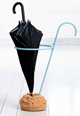 umbrella stand with sponge