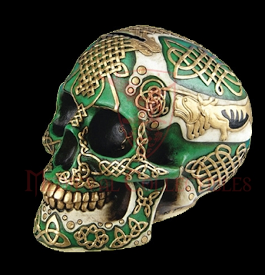 skull bank from Medieval Collectibles