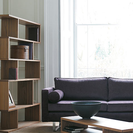 Shelves Room Divider Ideas
