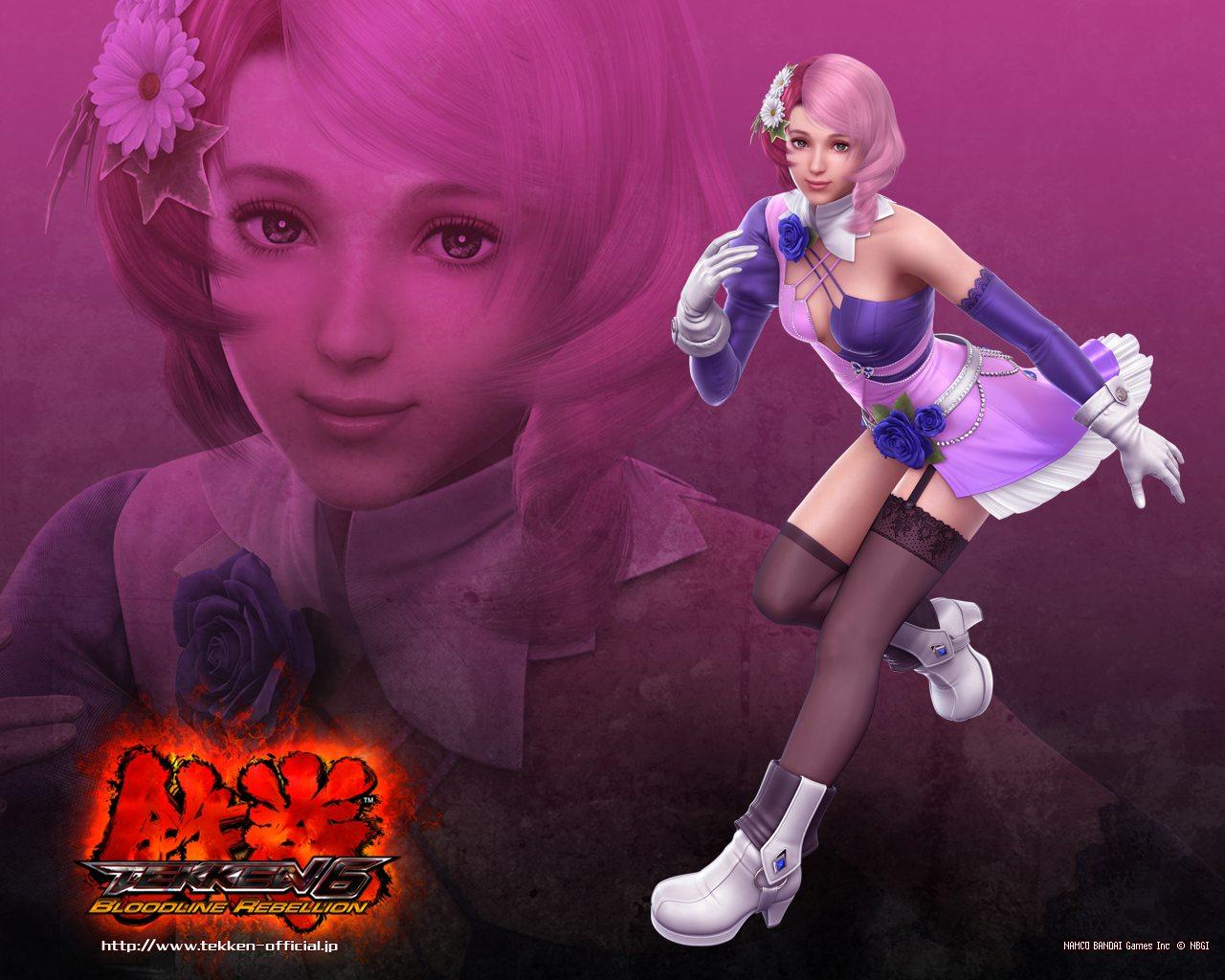 alisa tekken cosplay - photo #32