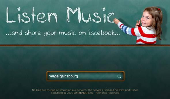 tout les musique