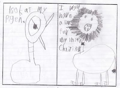 Mo Willems Doodles: June 2010