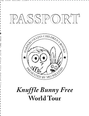 knuffle bunny too coloring pages | Mo Willems Doodles: September 2010