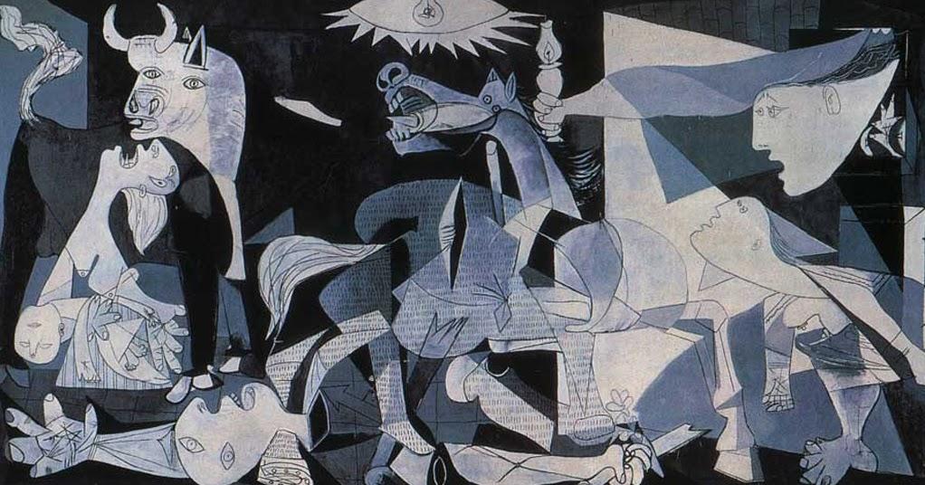 Segunda Guerra Mundial Cprv Obra Guernica De Picasso