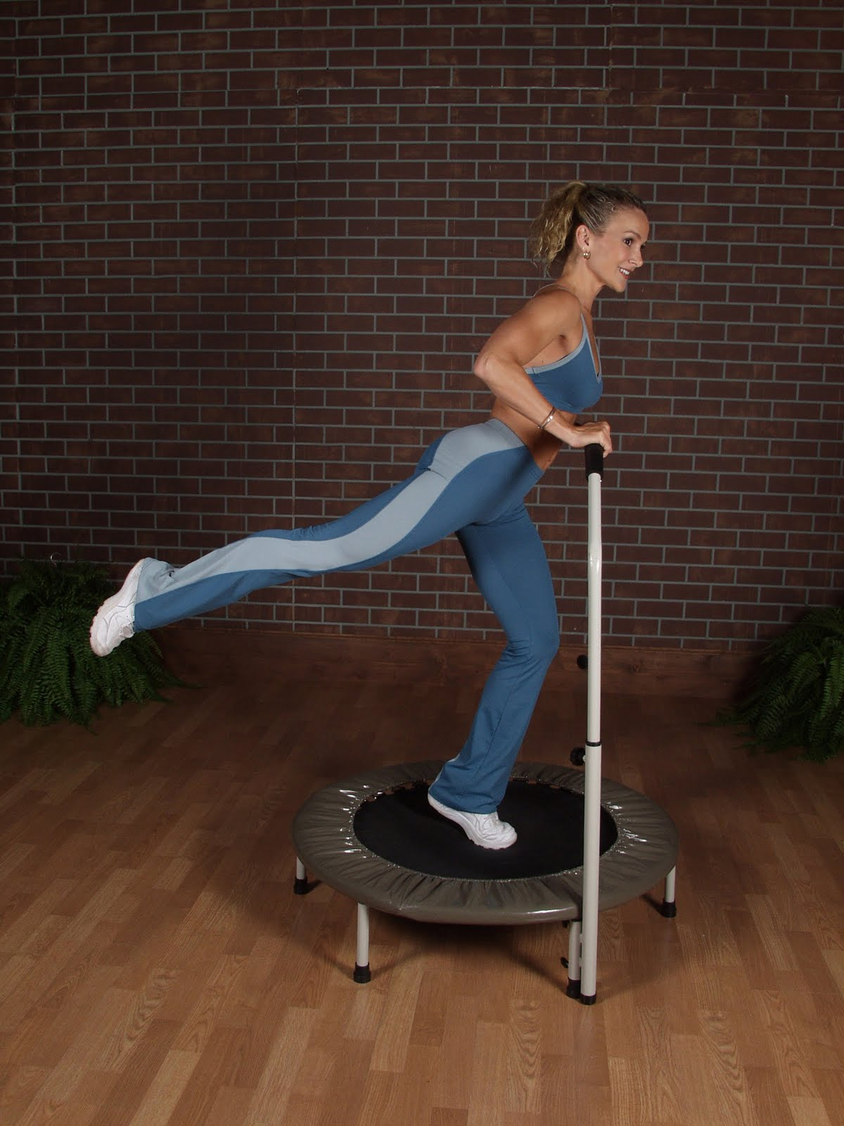 Commit to be Fit: Trampoline as a fitness tool? You better believe it