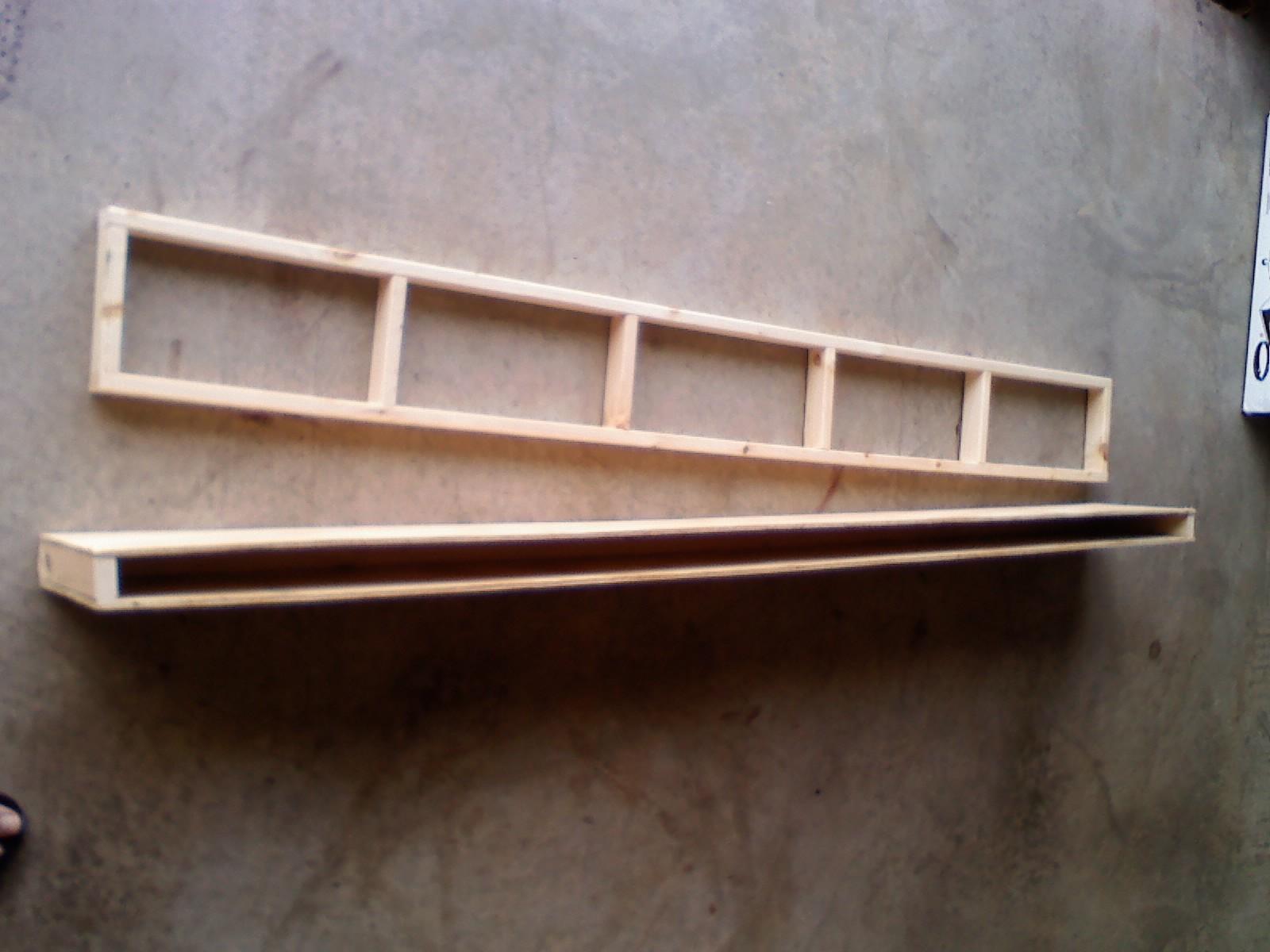 Workman Witticisms: DIY Floating Shelves