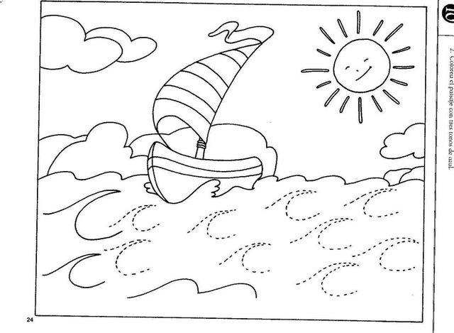 Psicomotricidad Infantil: Cuadernillos de apresto para
