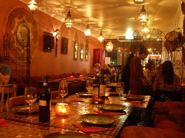 moroccan restaurants in sydney - photo#1